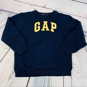 GAP sweatshirt 6-7 kids